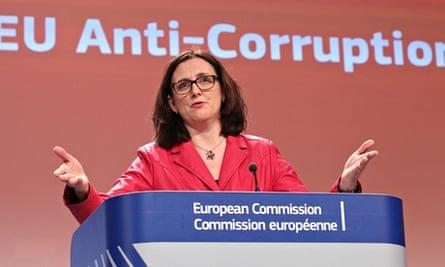Cecilia Malmstrom
