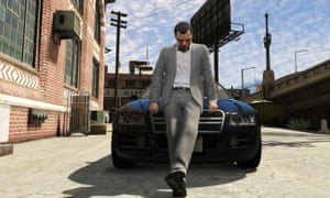 Grand Theft Auto V – essential, even if you're not keen on the naughty lead characters