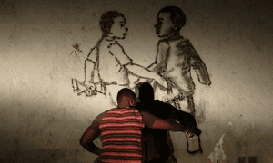 Graffiti in Petionville