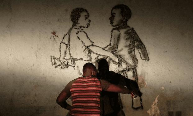 Graffiti in Petionville