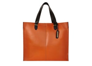 443dffa312d4 20 affordable handbags  Affordable handbags - tan leather tote with black  handles by river island