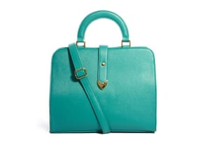 c067b29c095e 20 affordable handbags  Affordable handbags - turquoise cross body bag with  gold buckles by asos