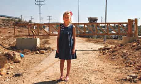 Ahed Tamimi, 12, in Nabi Saleh