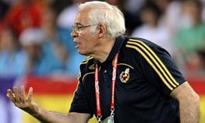 Luis Aragonés in 2008