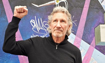 Roger Waters, with another brickbat into the brawl