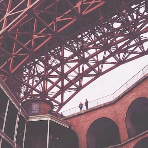 Instagram: Golden Gate bridge