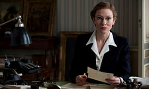 Cate Blanchett in The Monuments Men.