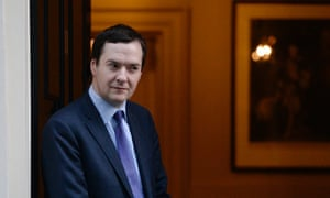 George Osborne at Number 11 today (waiting for Christine Lagarde, the IMF managing director). This afternoon he is giving evidence to the Lords economic affairs committee.