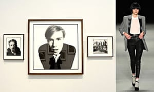 David Bailey exhibtion at The National Portrait Gallery