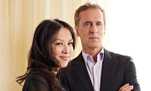 Amy Chua and Jed Rubenfeld