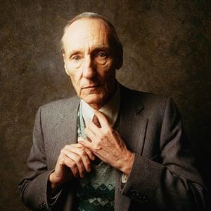 William Burroughs: William Burroughs from the 1990s