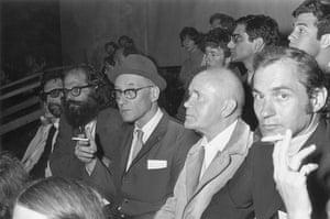 William Burroughs: Allen Ginsberg and Burroughs
