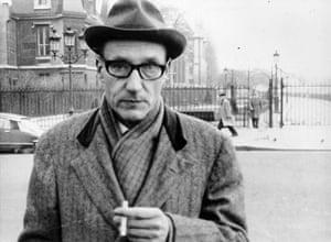 William Burroughs: Burroughs in 1965