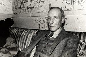 William Burroughs: Burroughs in Chicago, 1981