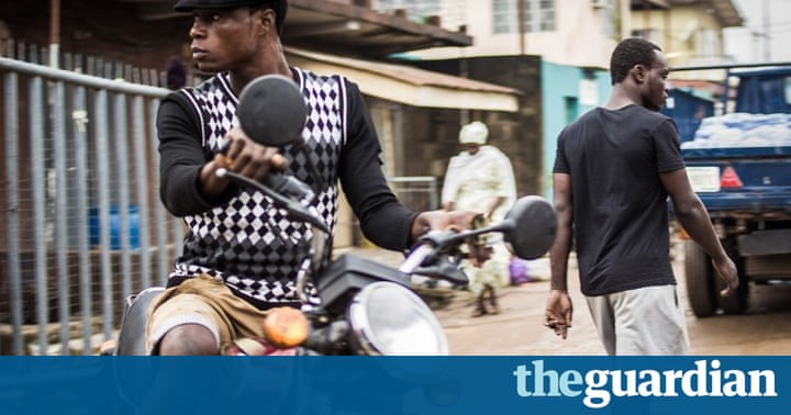 City Exposures Lagos In Pictures Cities The Guardian - Photographs capture busy working life cities around world