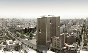 Cities: aravena 1, tehran
