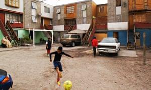 Cities: aravena 2, quinta