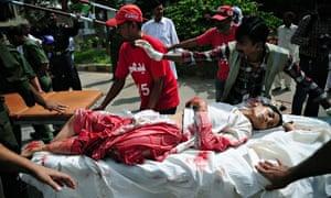 Pakistan, Taliban attack