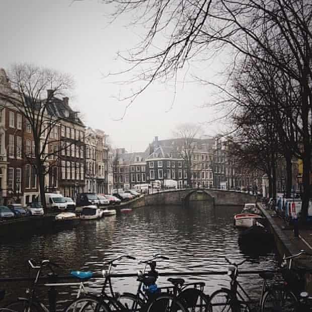 Instagram: Amsterdam canal