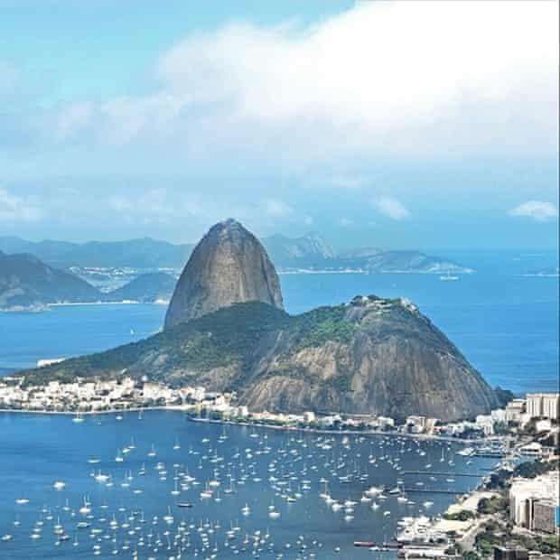 Instagram: Rio de Janeiro Sugarloaf