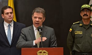 Colombian government negotiators were spied on, magazine reports