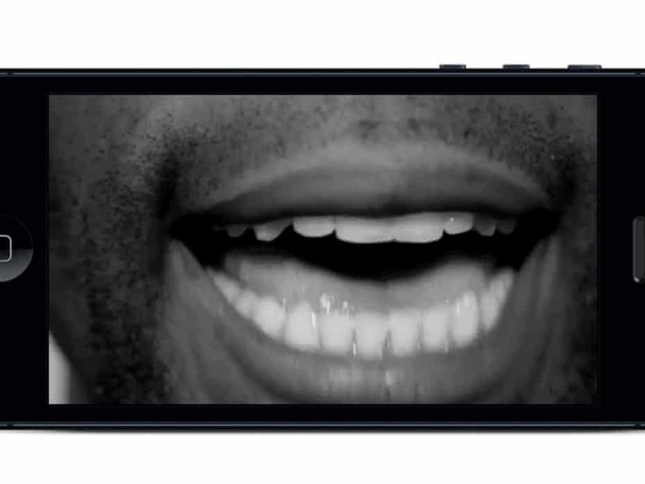 Tinie Tempah's new Rap Demonstration iPhone app.