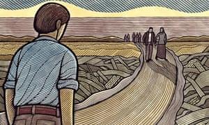 Illustration by Clifford Harper/Agraphia.co.uk