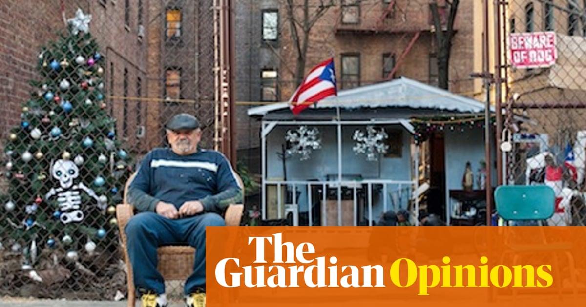 We have to stop treating poor neighbourhoods as 'no go' zones