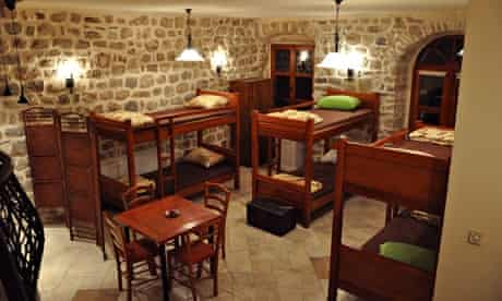 Old Town Hostel, Kotor.