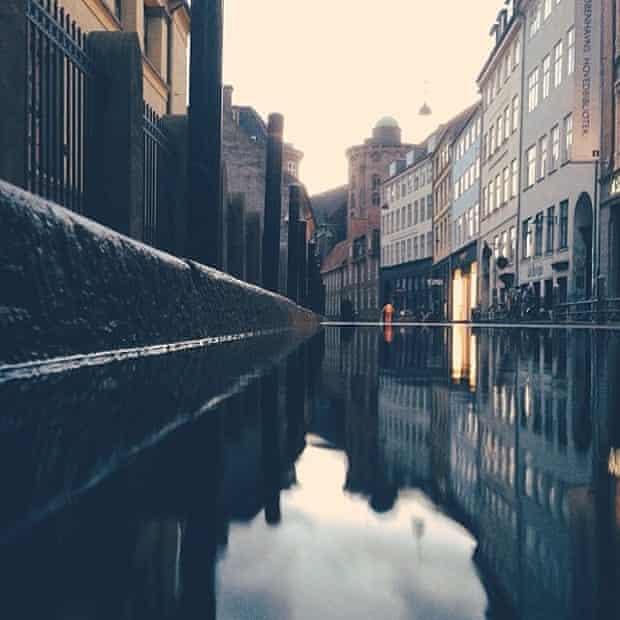 Instagram: Copenhagen street