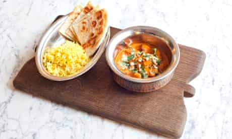 Lanes of London: butter chicken