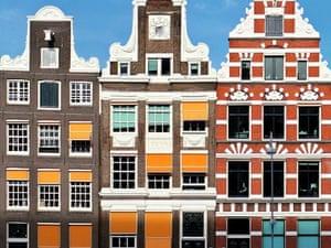 Instagram: Amsterdam buildings
