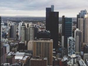 Instagram: Melbourne skyline