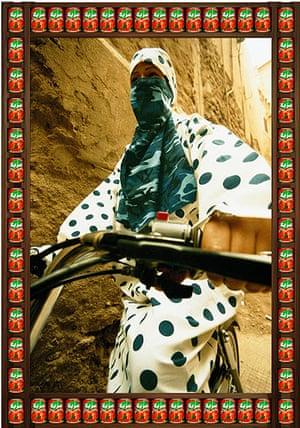 Hassan Hajjaj: Camo & Dots