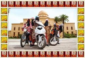 Hassan Hajjaj: Kesh Angels