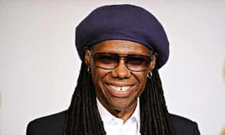 Nile Rodgers: 'When I find the right groove I feel like Indiana Jones.'