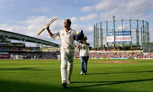 Kevin Pietersen at the Oval in 2005