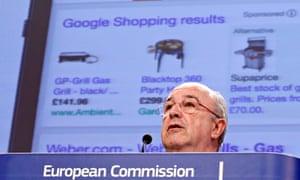 EU Competition Commissioner Almunia