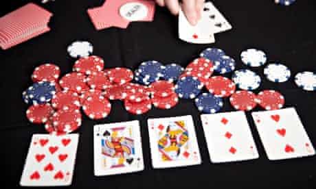 Host a poker night