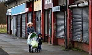 Recession Scotland