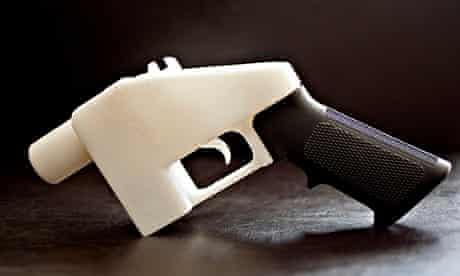 Liberator 3D Gun