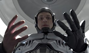 Joel Kinnaman searches for the hero inside, as the new Robocop (2014)