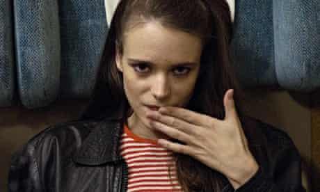Stacy Martin in Nymphomaniac.