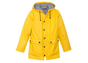 Raincoats how to look chic in wet weather in pictures for Boden yellow coat