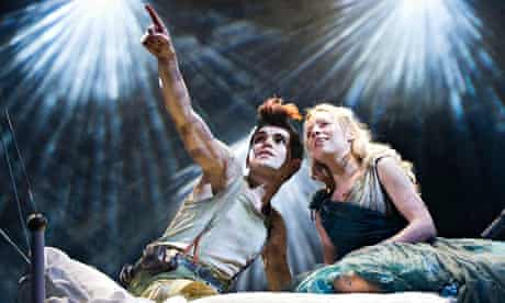 Wendy and Peter Pan RSC
