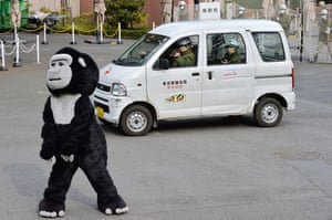 Is there no stopping the marauding gorilla?
