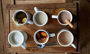 Readers' recipe swap: bedtime drinks.