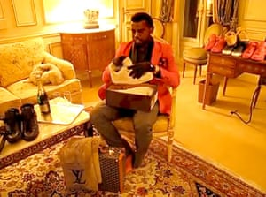 10 best: Kanye West with some trainers