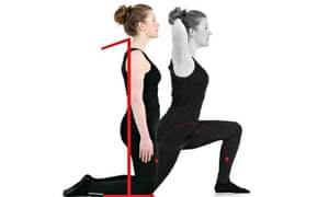 Posture exercises 1