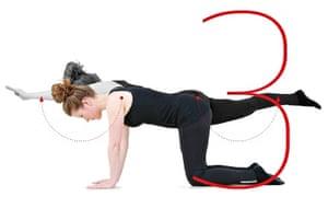 Posture exercises 3